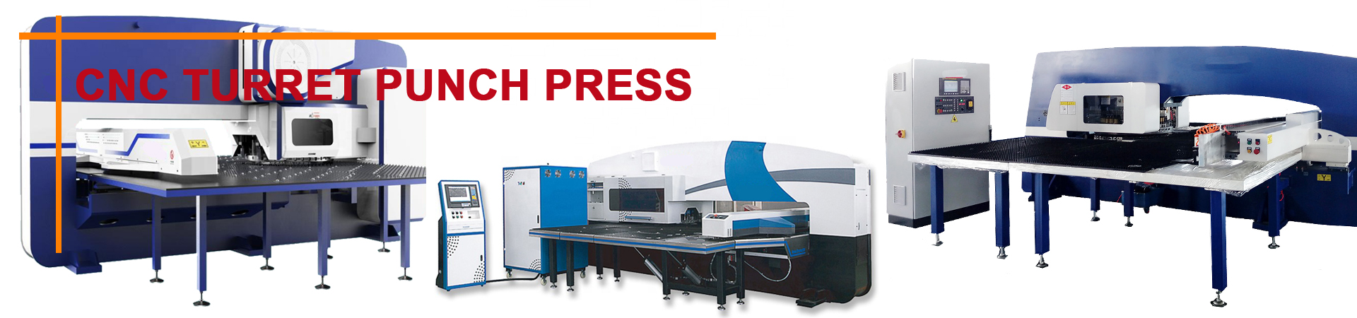 Qinggong CNC TURRET PUNCH PRESS